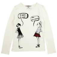 Junior Gaultier Tee 5e10104-11