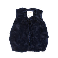 Kanz Faux Fur Vest