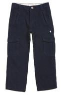 Kanz Navy Corduroy Pants