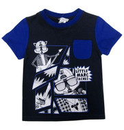 Little Marc Jacobs Boys Tee