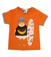 Little Marc Jacobs Tee w05116-412