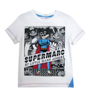 Little Marc Jacobs Boys Tee W25088-10B
