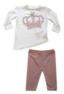 Microbe Top & Leggings Set