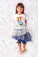 Paper Wings Tulle Skirt
