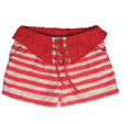Paper Wings Frilled Shorts