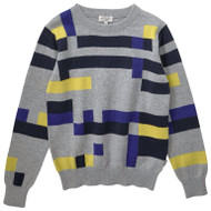 Paul Smith Junior Cotton/Cashmere sweater.