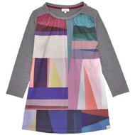 Paul Smith colorful jersey dress.