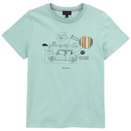 Paul Smith T-Shirt 5d10582-green
