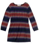 Sonia Rykiel striped jersey dress in front.