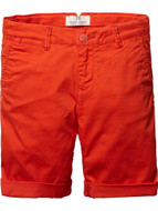 Scotch Shrunk Chino Shorts 81500-21