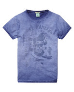 Scotch Shrunk Graphic Tee tee-51507-53