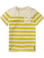 Scotch Shrunk Striped Tee 51500-b