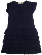 Sierra Julian Navy Dress