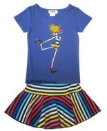 Sonia Rykiel Top & Skirt Set