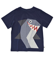 Stella McCartney Kids Shark Tee