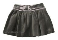 Tartine et Chocolat Velvet Skirt