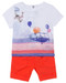 Catimini boys top & shorts