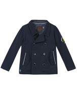 Catimini navy jacket.
