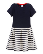 Petit Bateau girls dress.