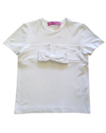 Val Max white tee.