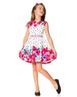 Deux Par Deux floral dress.