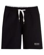 BOSS jersey shorts.
