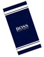 BOSS beach towel.
