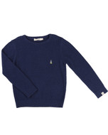Billieblush boys navy sweater.