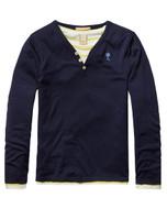Scotch Shrunk sweater and top.