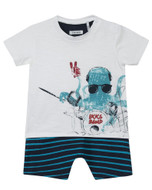 IKKS boys tee and shorts.