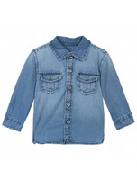 3Pommes denim shirt.