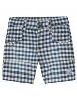 3Pommes checkered shorts.