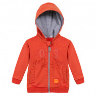 3Pommes Zipped Hoodie