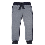 Deux Par Deux Printed Pants