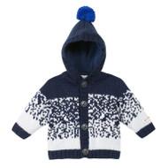 Jean Bourget Sweater Coat JI44000