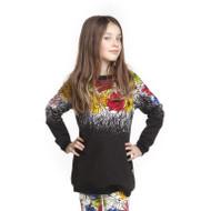 Moschino Sweatshirt Dress HDV02L-E024G