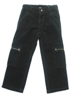 3 Pommes Corduroy Pants 3622163black