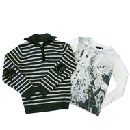 IKKS Boys Top & Sweater Set XI18113