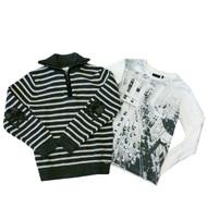 IKKS Boys Top & Sweater Set XI18113