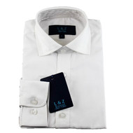 Leo & Zachary White Shirt