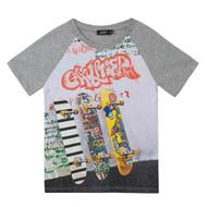 Junior Gaultier Veli Tee 5J10554