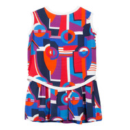 Junior Gaultier Reversible Valentina Dress 5J30064