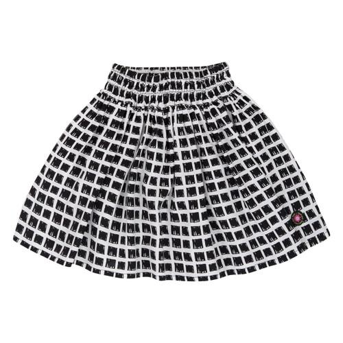 Deux Par Deux Skirt H86-003