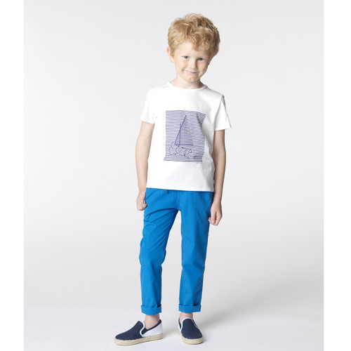 Carrement Beau Poplin Pants Y24059
