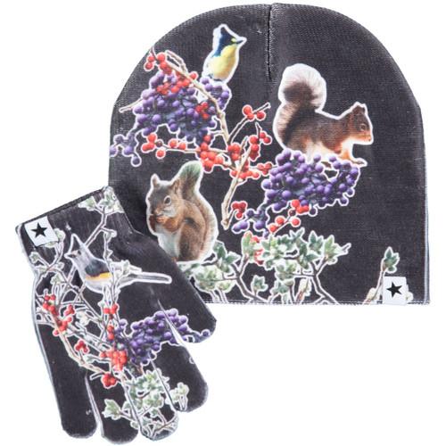 MOLO Kaya Hat & Gloves Set