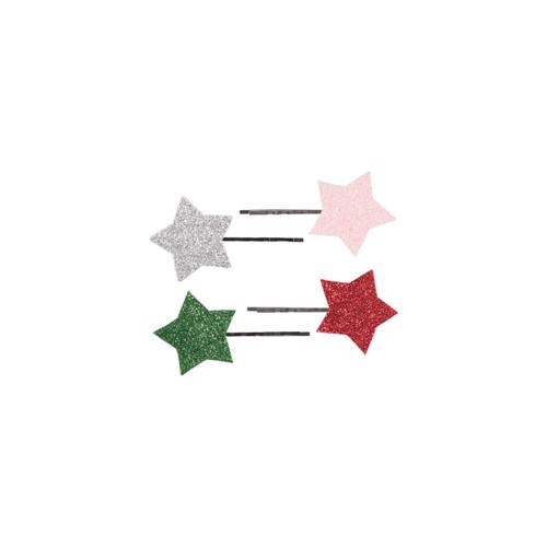 MOLO Star Silver Hair-Pins