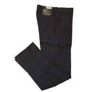 Leo & Zachary Plaid Dress Pants