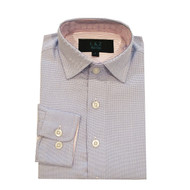 Leo & Zachary Sky Blue Shirt