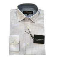 Leo & Zachary Grey Shirt