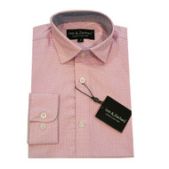 Leo & Zachary Mulberry Shirt
